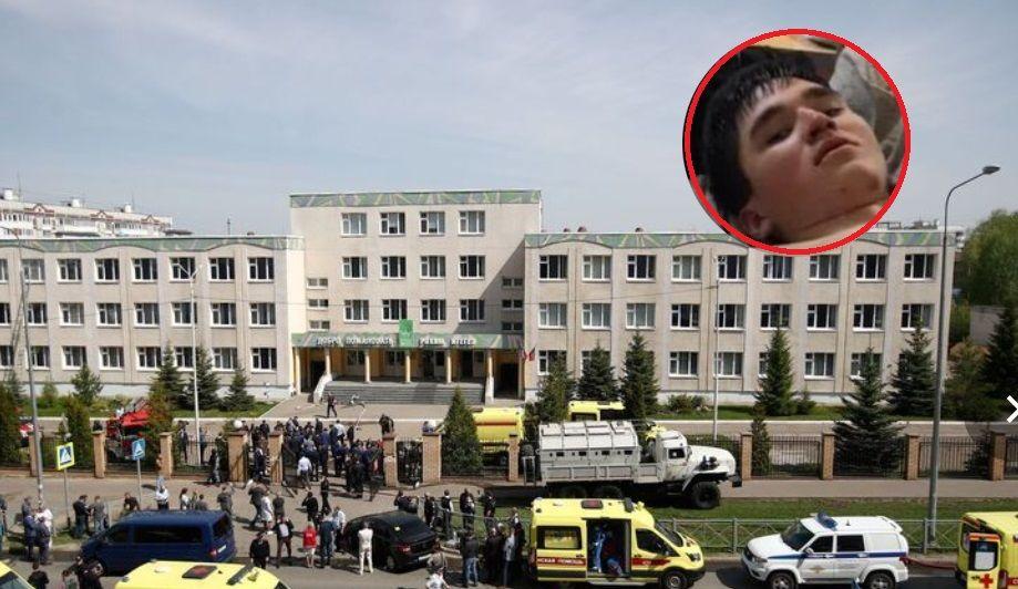 В Сеть слили видео допроса стрелка из Казани: подросток признался, почему открыл огонь в школе