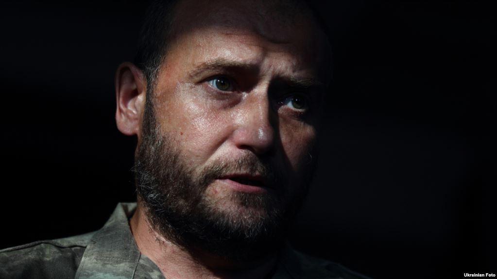 """Ярош сделал предупреждение """"временной власти"""" после обысков у Зверобой: """"Мы не устали от войны"""""""