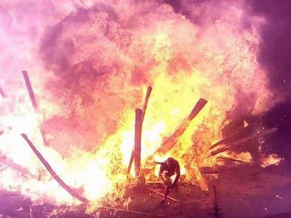 Под Житомиром прогремели взрывы на праздновании Ивана Купала: у людей дрожали окна, есть раненые