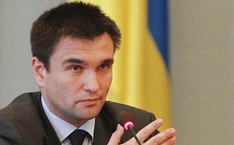 """Климкин рассказал, чем собирается заняться после истечения своих """"политических каникул"""""""
