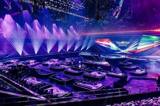 """Группа Go_A заставила танцевать весь пресс-центр """"Евровидения"""": иностранные журналисты не могли усидеть на своих местах"""