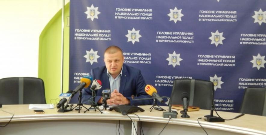 Тернополь, убийство, полиция, видео