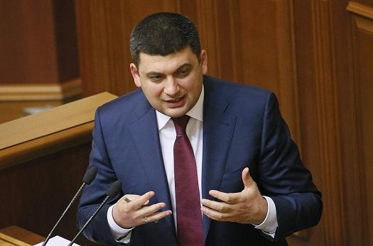 """""""В том, что работают санкции против РФ, мы получили и безвиз, и ассоциацию с ЕС, есть заслуга усилий всех тех, кто воюет на информационном фронте, в частности Юрия Стеця"""", - Гройсман отреагировал на уход министра МИП Украины"""