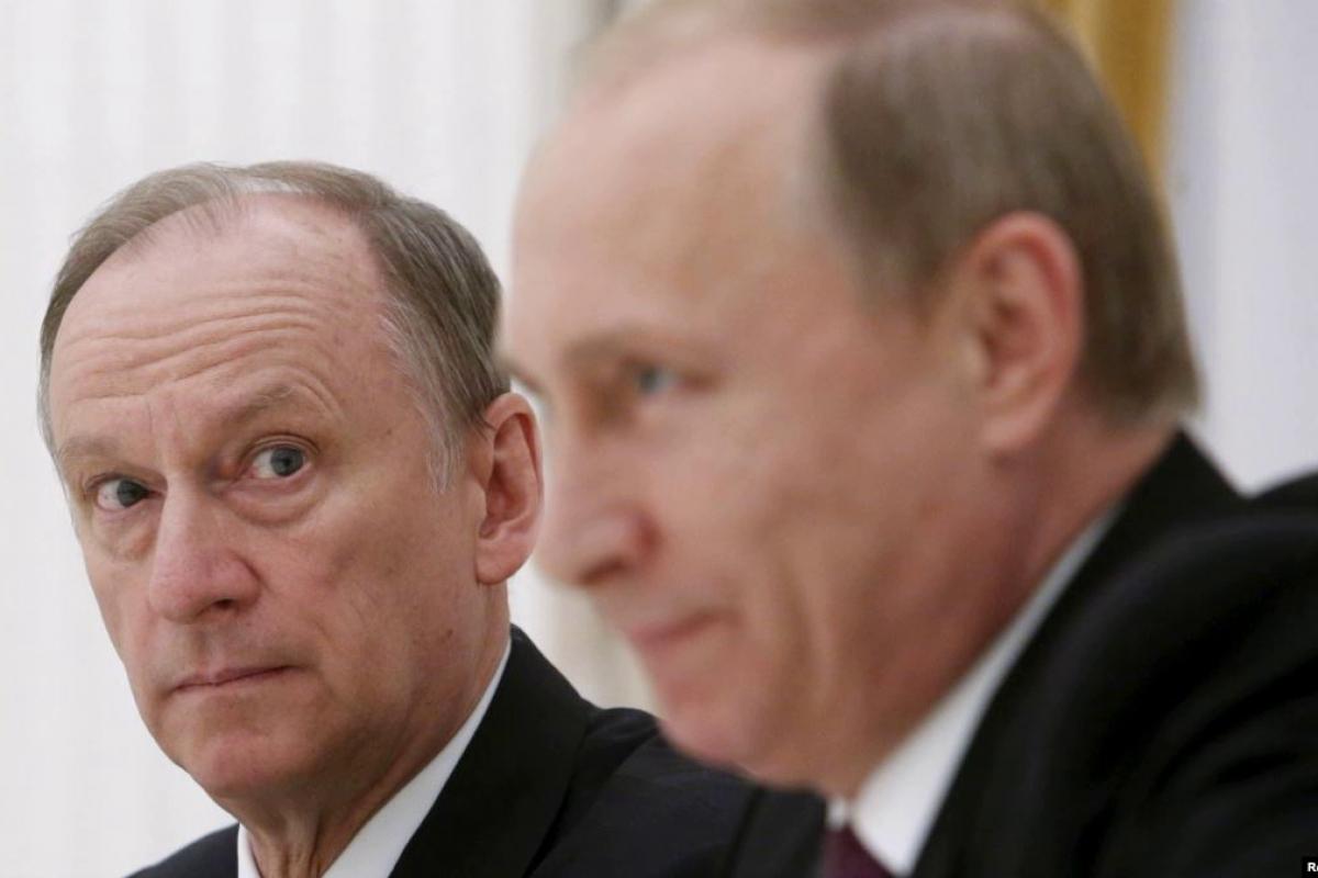 Путин перед разговором с Зеленским вызвал к себе Патрушева: открылись детали