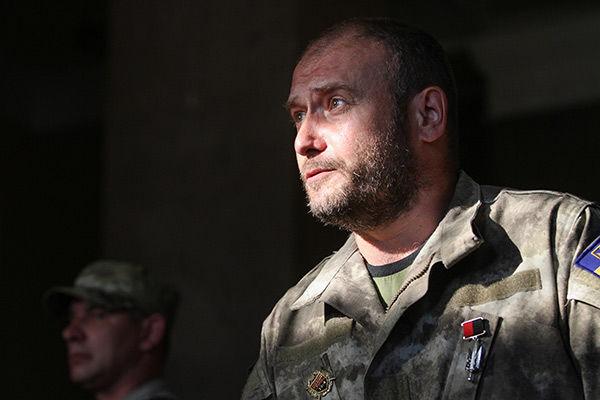 """Ярош призвал прекращать """"вакханалию"""" на Донбассе: """"Это путь в никуда"""""""