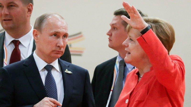 Вопрос Украины – главный: на саммите G20 Путина ждет жесткий разговор по Донбассу с Меркель и Макроном