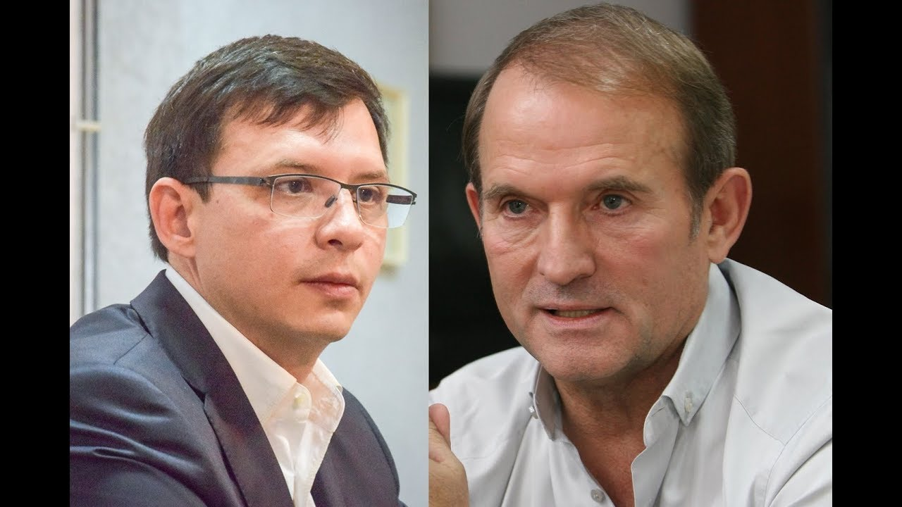 Украина, Медвечук, Филиндаш, Прелин, Мураев.