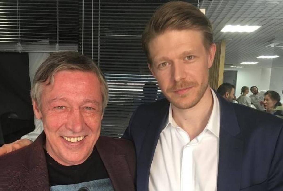 Сын Михаила Ефремова Никита признался в употреблении наркотиков