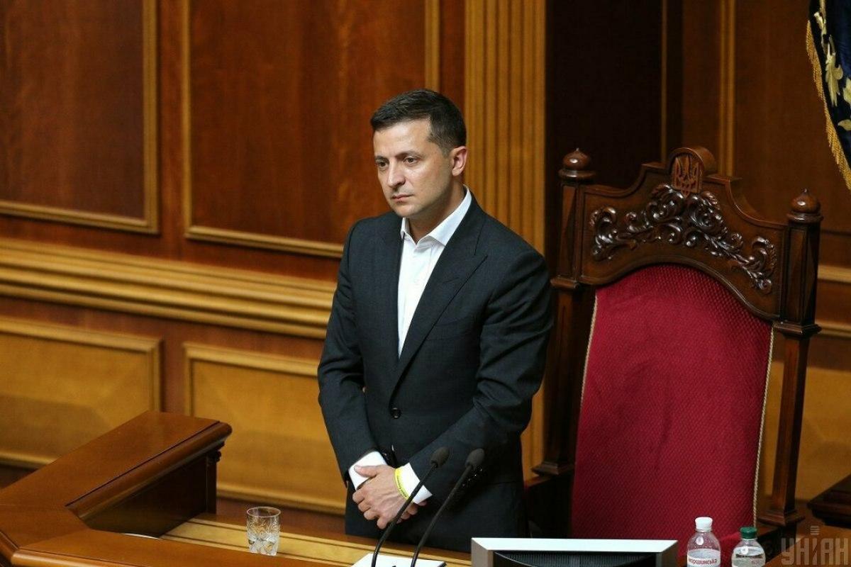 зеленский, рада, ВР, украина, гончарук, кабмин, парламент, ОП