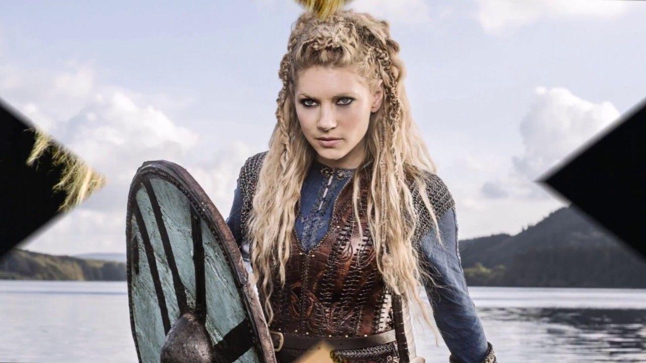 """Кэтрин Уинник из сериала """"Викинги"""" оказалась актрисой с украинской душой, детали"""