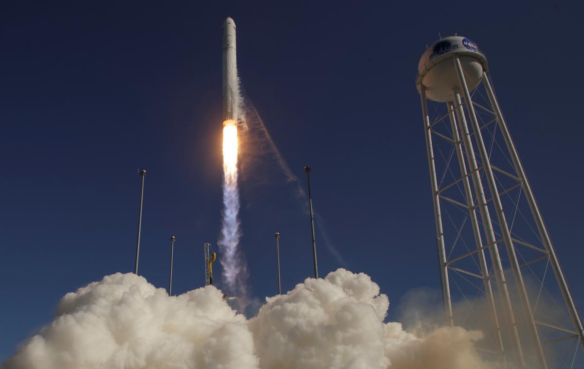 южное, новости, запуск ракеты, антарес, сша, мкс, украина, сигнус