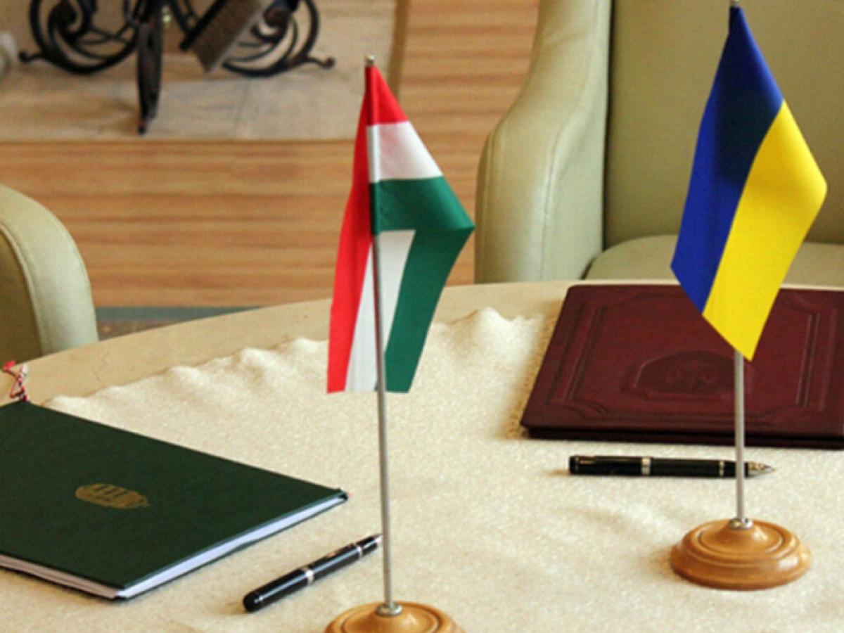 Конфликт Украины и Венгрии вновь усугубился после инцидента на границе в Закарпатье