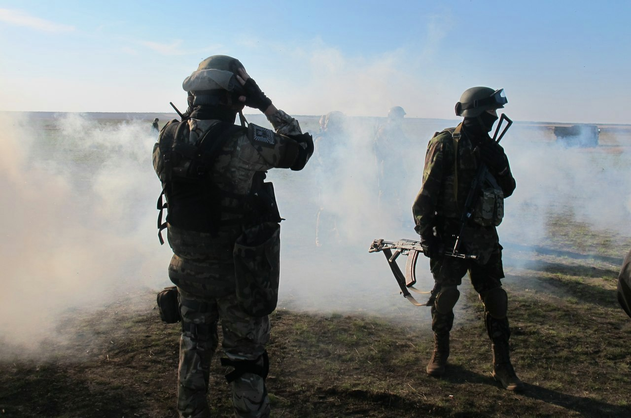 """""""Мы знали, что будет бой, и просто уничтожили врага"""", - комбат """"Айдара"""" раскрыл детали боя с россиянами"""