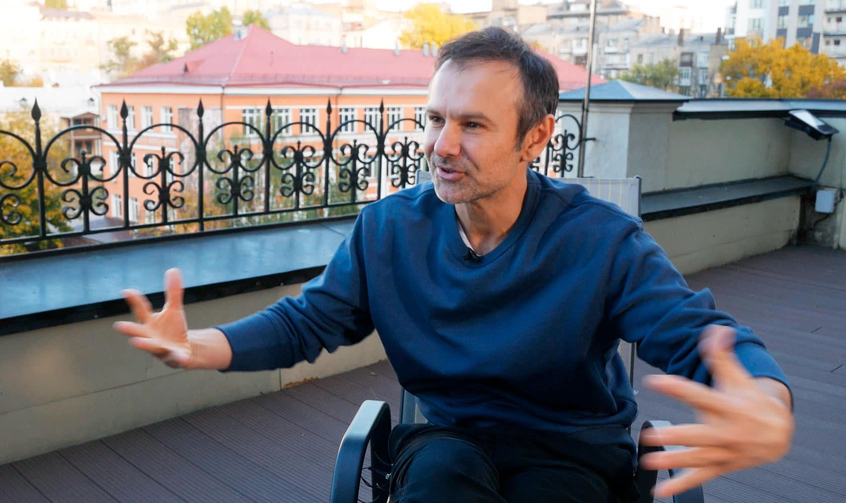 """Вакарчук раскритиковал Зеленского и рассказал о """"факторе Януковича"""""""