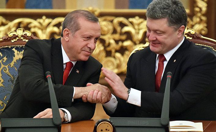 Турция и Украина объединяют силы