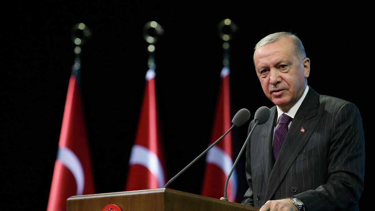 Эрдоган захотел ухода войск США из Сирии и Ирака