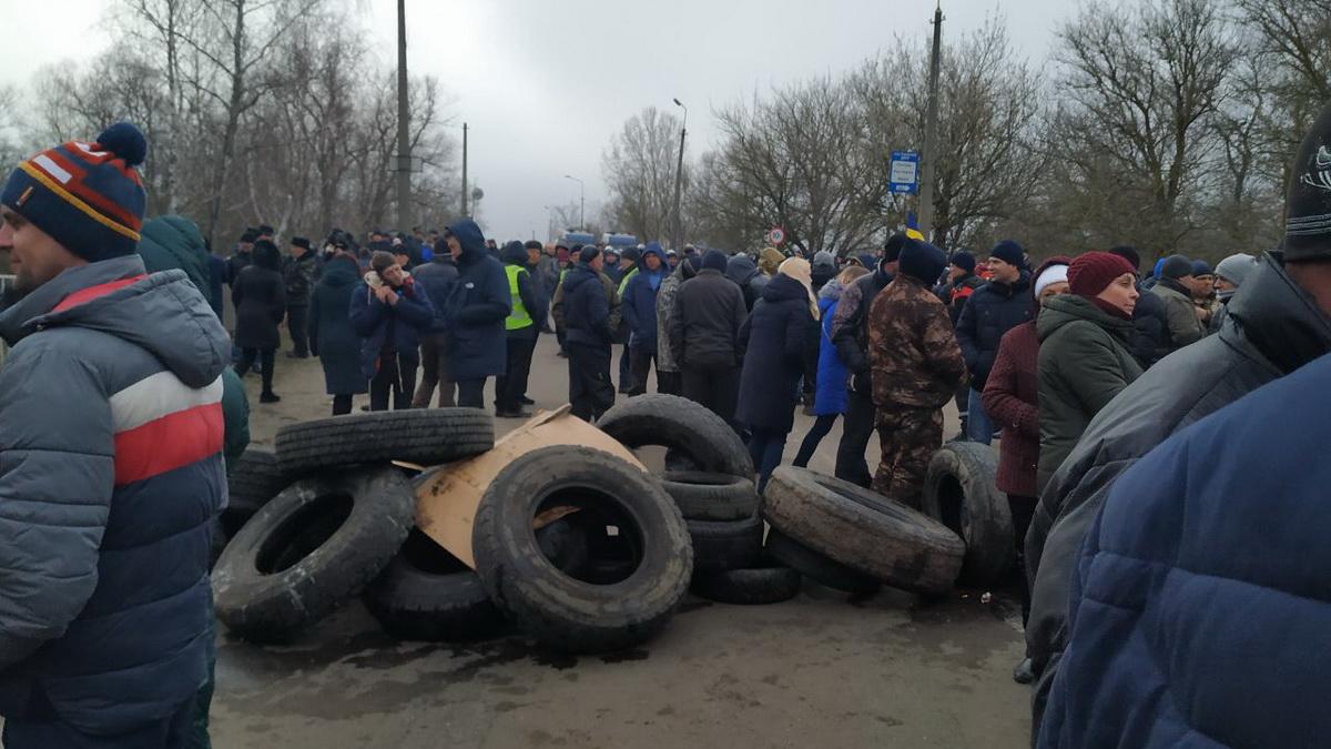 новые санжары, протесты, происшествия, украинцы, китай, ухань, коронавирус, соцсети, новости украины