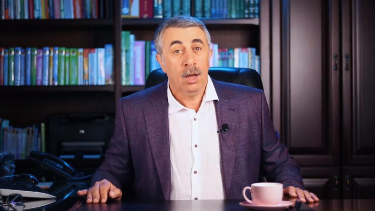 Евгений Комаровский назвал способ, как перенести COVID-19 без осложнений