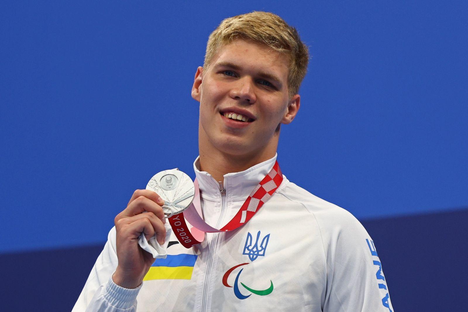 """Украинские пловцы взяли еще 4 награды на Паралимпиаде – 2020, среди них есть """"золото"""""""