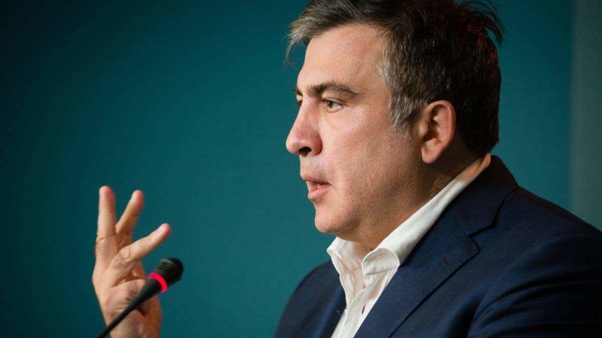 """Саакашвили поддержал Зеленского: """"С этим решением у """"УЗ"""" откроется второе дыхание"""""""