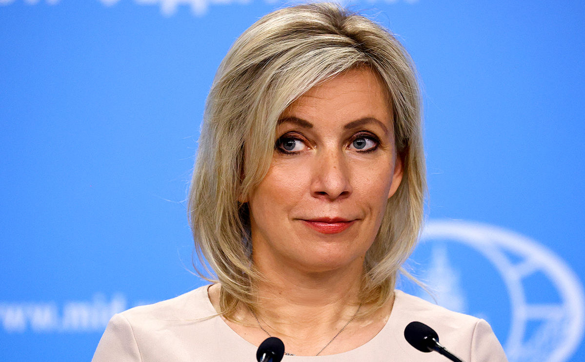 """Захарова заявила о """"феноменальном массиве доказательств"""" против Украины: собирали с 2014-го"""