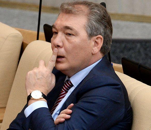 В Госдуме хотят мстить Украине за блокирование сайтов российских государственных новостных агентств
