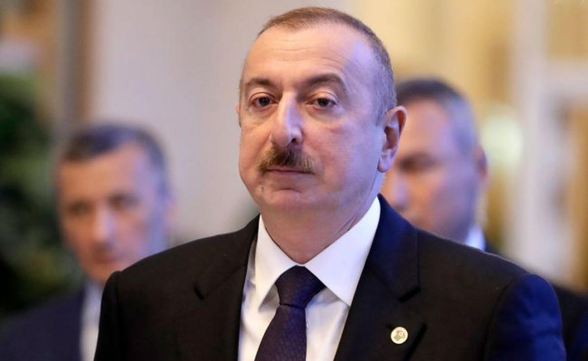 """Алиев о войне за Карабах: """"Турция в этом процессе должна быть"""""""