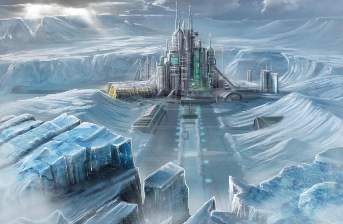 В Антарктиде призрачная база совершает открытие без персонала: появились невероятные подробности