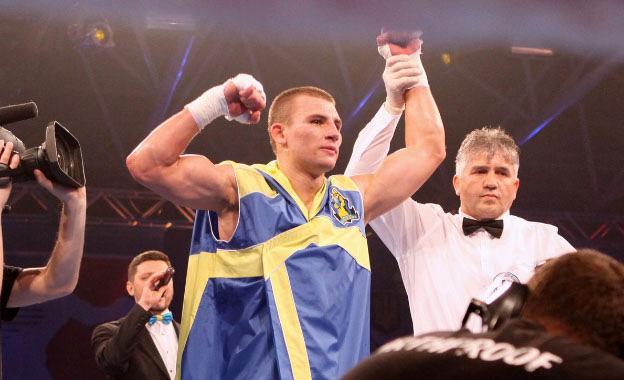 боксер, хижняк, россия, награждение, украина, спорт, язык, спортсмен