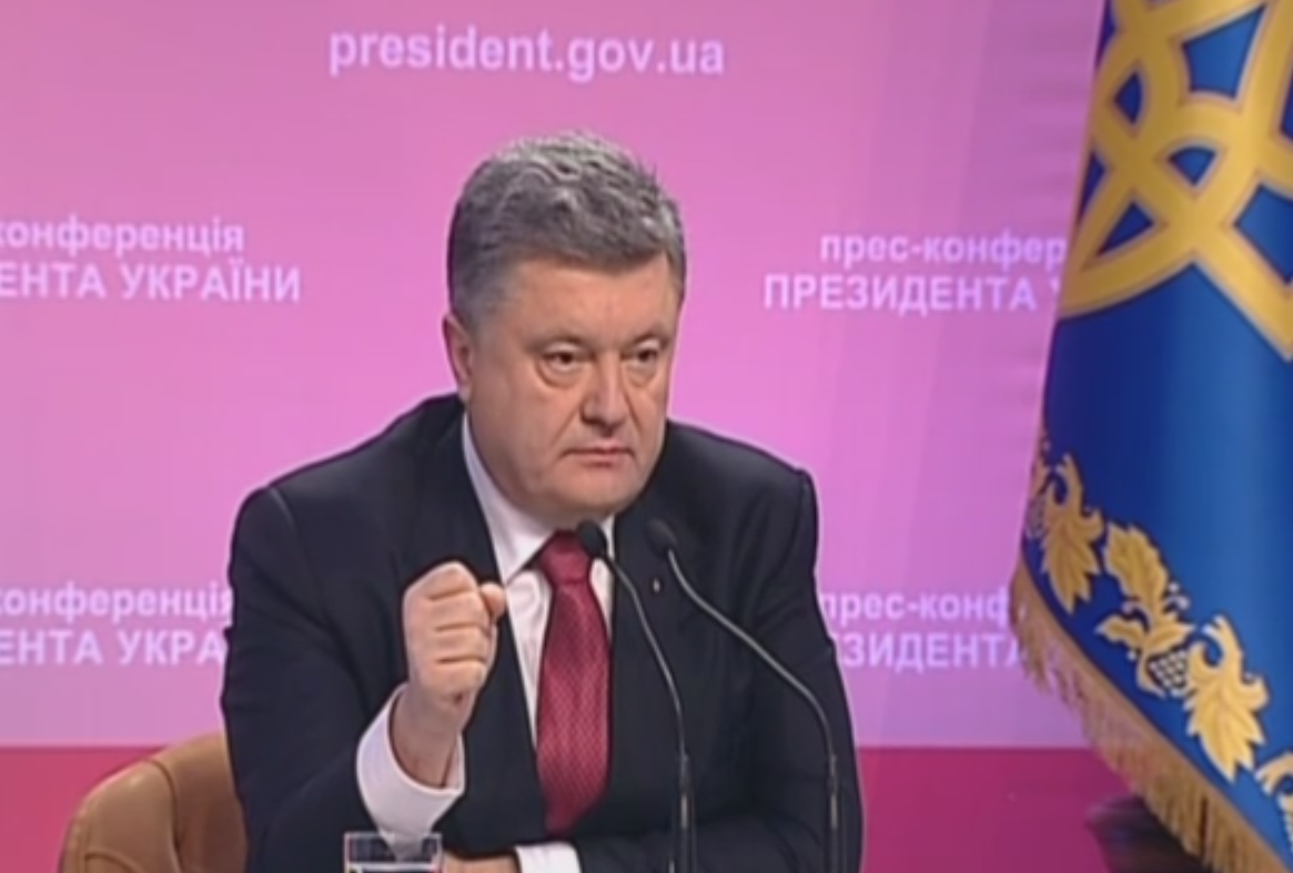 Порошенко: За несколько месяцев Украина создала одну из обороноспособных армий на континенте