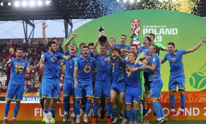 украина, футбол, чм, южная корея, победа, соцсети