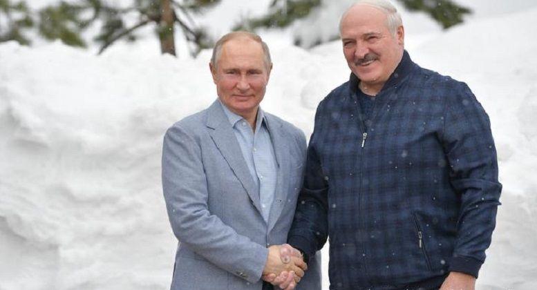 Стало известно, какое предложение Лукашенко получил от Путина во время личной встречи