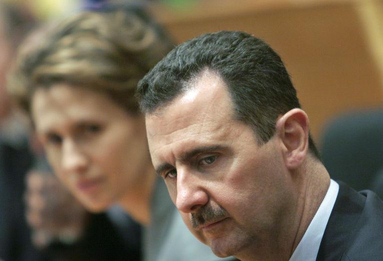 """""""Удар коалиции направлен на свержение Асада"""", - в России намекнули, что Москва будет активно противиться действиям США по отстранению сирийского диктатора от власти"""