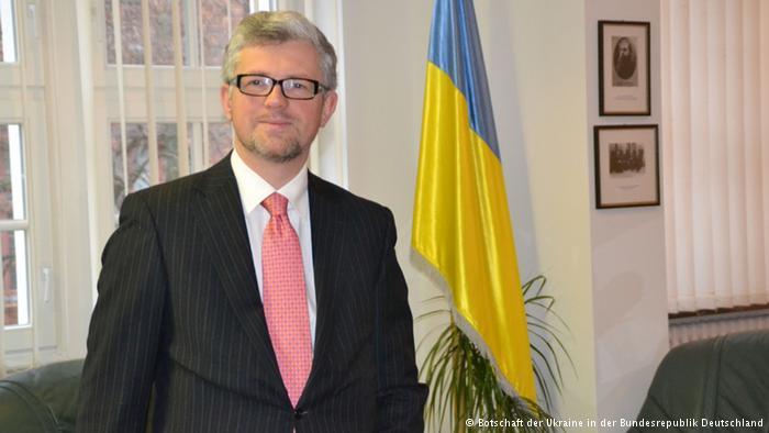 Посол: Нелегальный визит в оккупированный Крым немецких политиков - серьезное преступление
