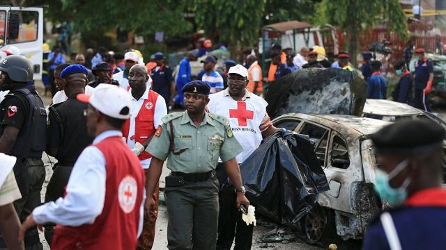 нигерия, терроризм, происшествие, трагедия, общество