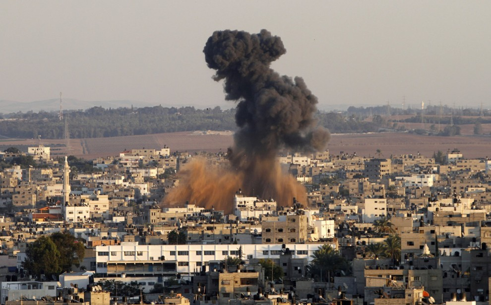 Израиль согласился на временное перемирие