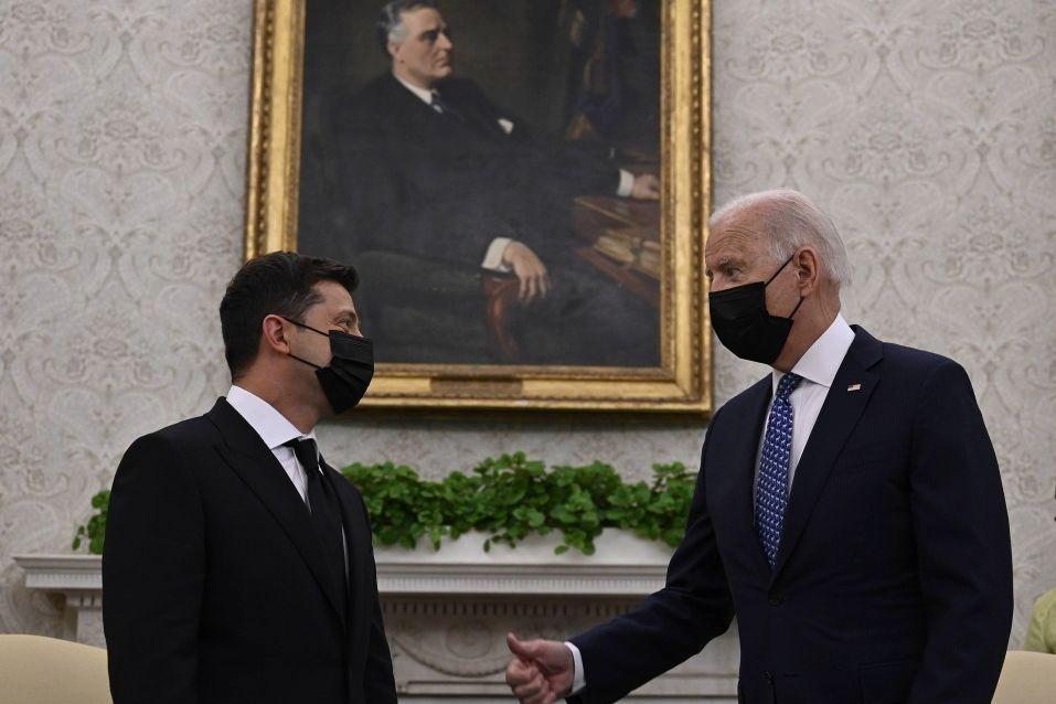 Встреча Байден – Зеленский: отношения США и Украины выходят на новые рубежи – в Кремле сражены