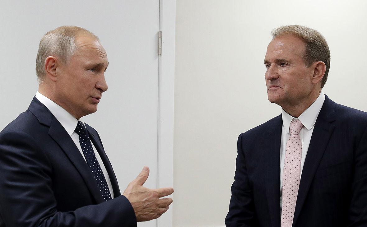 """Путин лично анонсировал ответ Зеленскому на """"дело Медведчука"""" - будут два """"удара"""""""