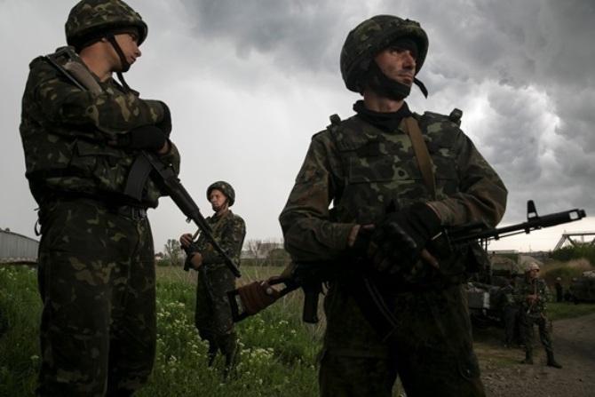 СНБО: Украинским военным хватит оружия и боеприпасов для победы