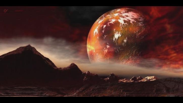 """Влияние планеты-убийцы: Нибиру """"разбудила"""" давно дремлющий вулкан"""