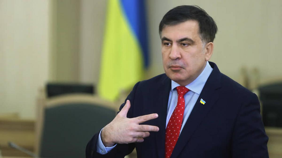 """Саакашвили объявил о возвращении в Грузию и обратился к украинцам: """"Это мой путь"""""""