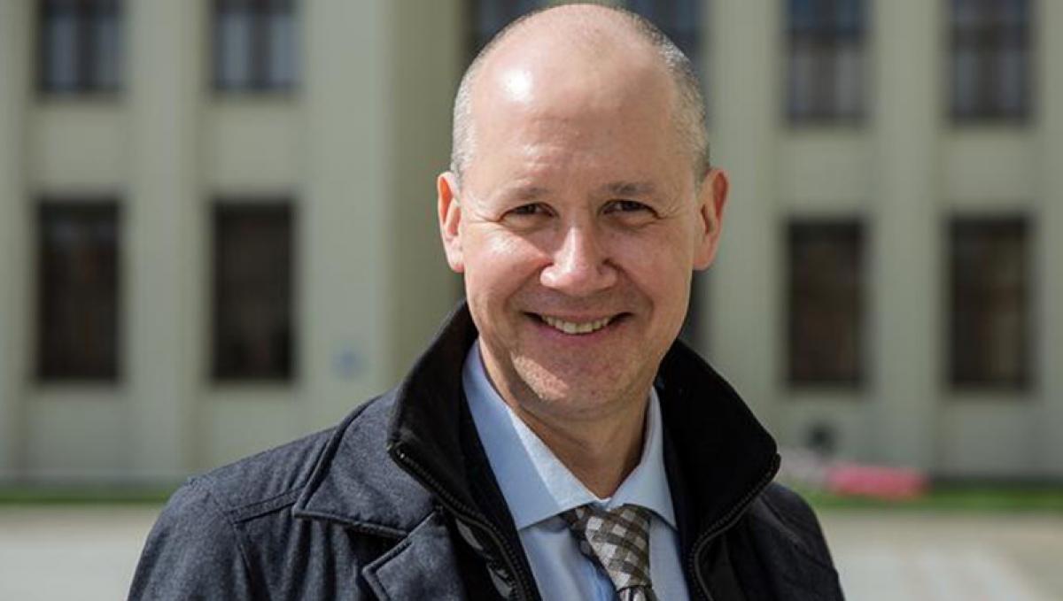 Выборы президента Беларуси: конкурент Лукашенко Валерий Цепкало переехал в Украину