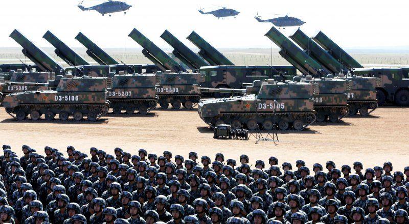 В России назвали Китай одной из главных угроз безопасности страны
