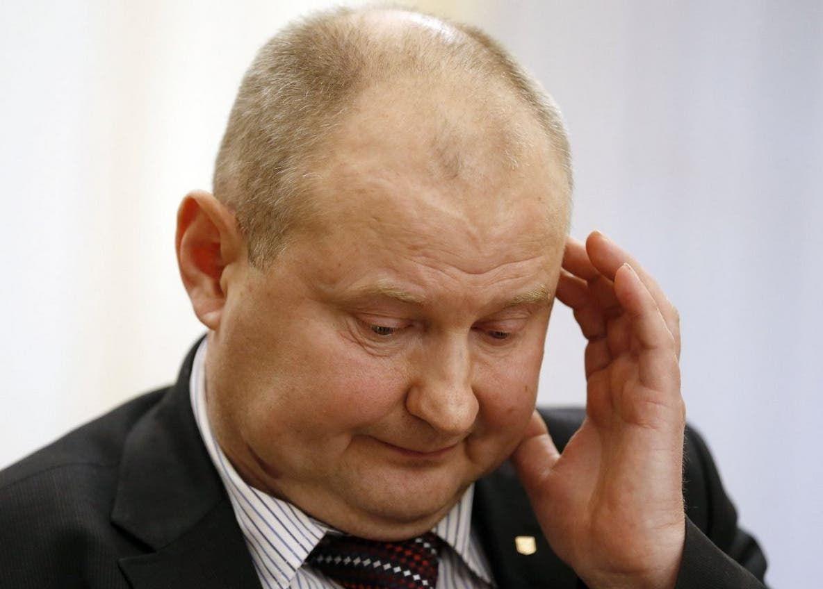 Украинские чиновники заявили, что Зеленский виделся с судьей Чаусом