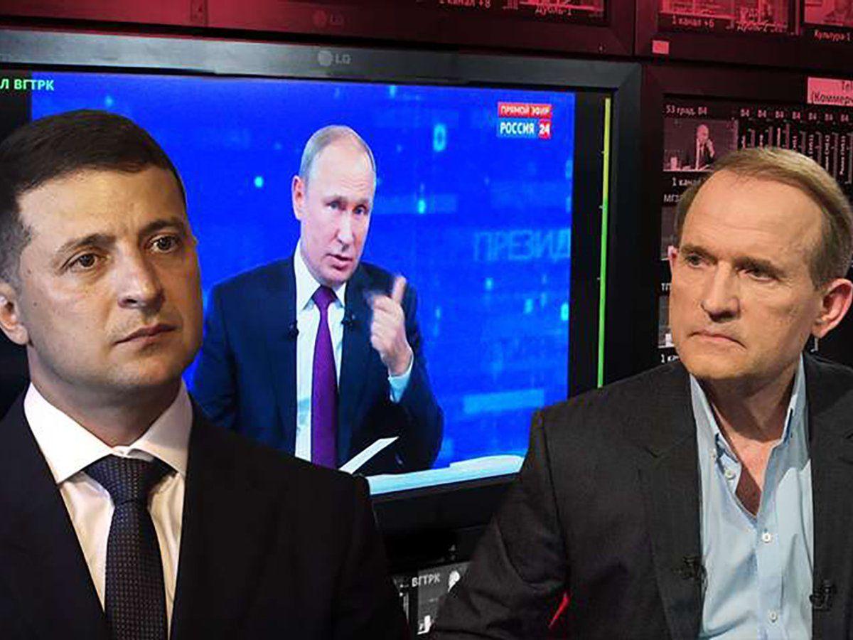 """СМИ узнали новые причины введения санкций против """"112 Украина"""", NewsOne и ZIK"""