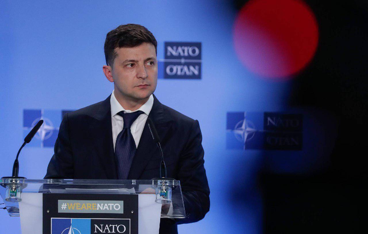 """""""Реформы нам не помогут"""", - Зеленский пояснил, почему Украина должна срочно вступить в НАТО"""