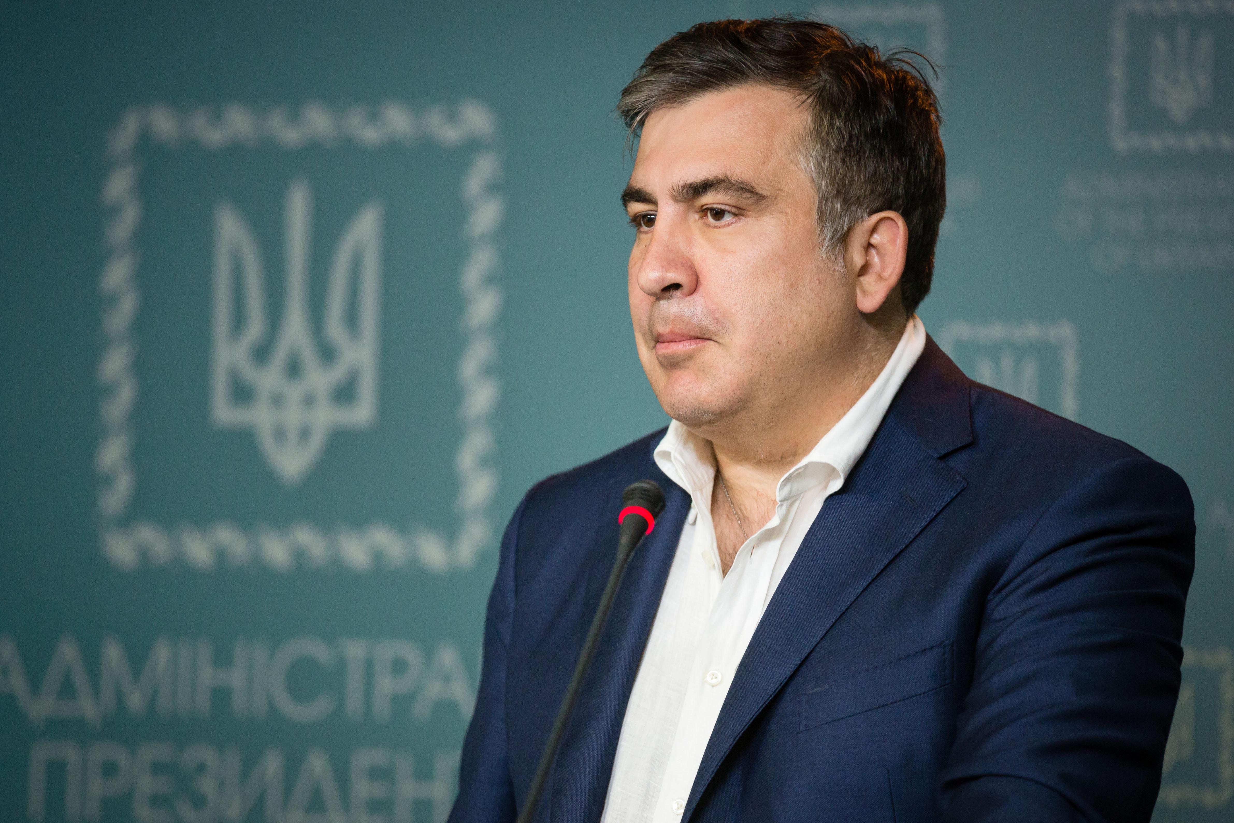Саакашвили: Сакварелидзе уволили по требованию местной сепаратистской мафии во главе с Киваловым и Голубевым