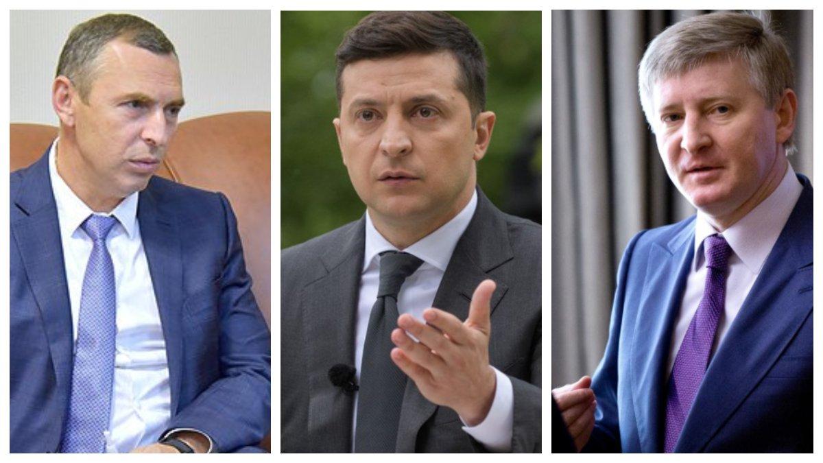 Соратник Зеленского Шефир тайно приезжал к Ахметову домой