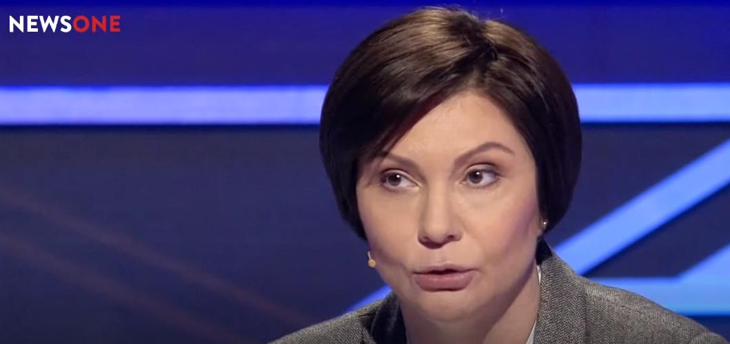 """Опальная Бондаренко в эфире NewsOne заявила, что в """"Л/ДНР"""" нет никаких террористов, - видео"""
