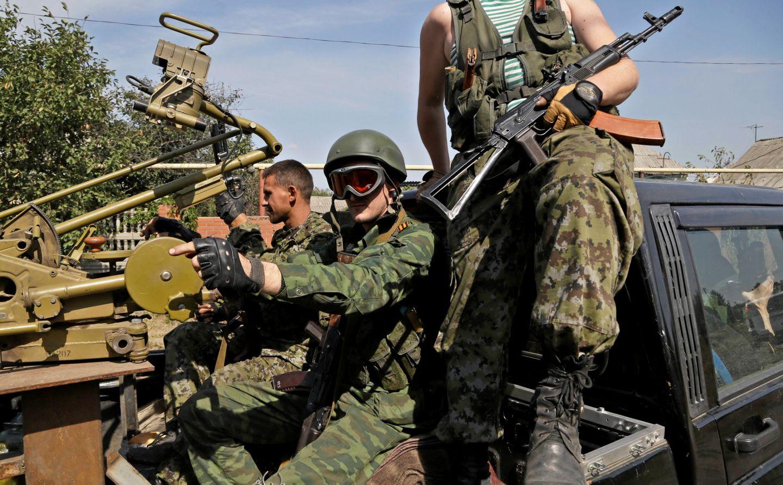 """Террористы """"ДНР"""" атаковали защитников Украины на мариупольском направлении: в силах АТО потери - кадры"""